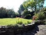 Number 10 B&B garden