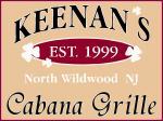 Keenans North Wildwood, Cabana Grille