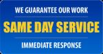 Garage Door Service & Repair