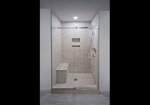 New York Shower Doors Long Island Frameless Shower Doors Semi