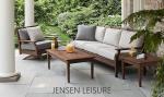 Wooden Patio Furniture by Jensen Leisure