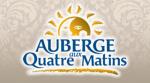 Logo Auberge aux Quatre Matins