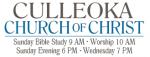 Culleoka Church of Christ